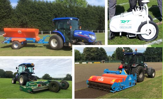 Parkway Ground Maintenance | Why we invest in our tools and equipment.